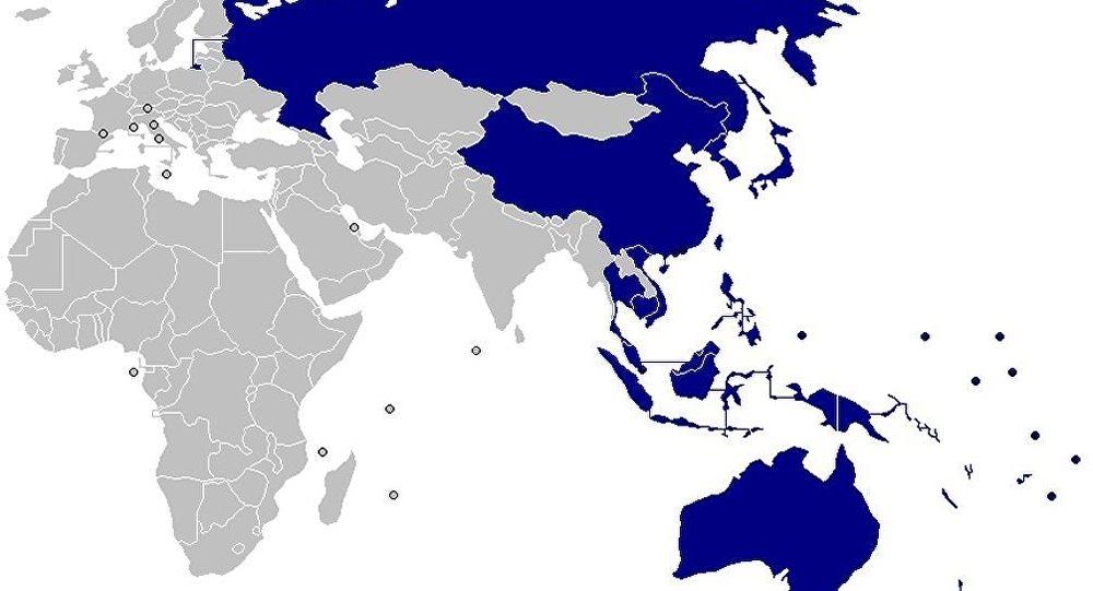 东亚太平洋地区