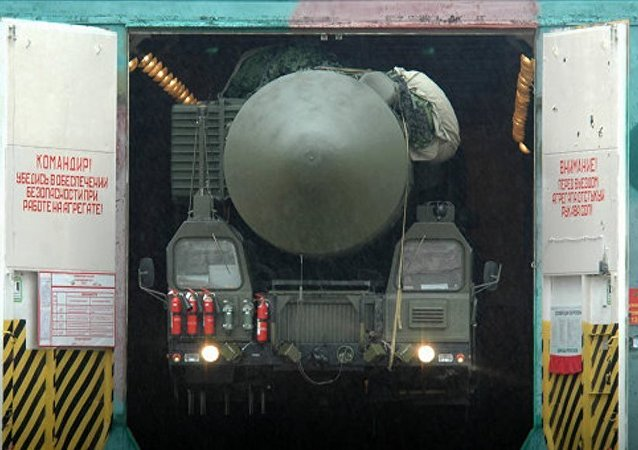 俄亚尔斯导弹系统将通过全息图象来进行伪装