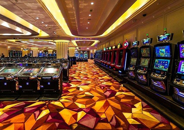 """俄官员:""""滨海""""赌博区首家赌场截至2月底全部客房均已售罄"""
