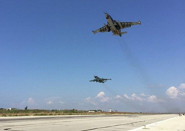 俄空天军两昼夜内在叙境内空袭强度大幅下降