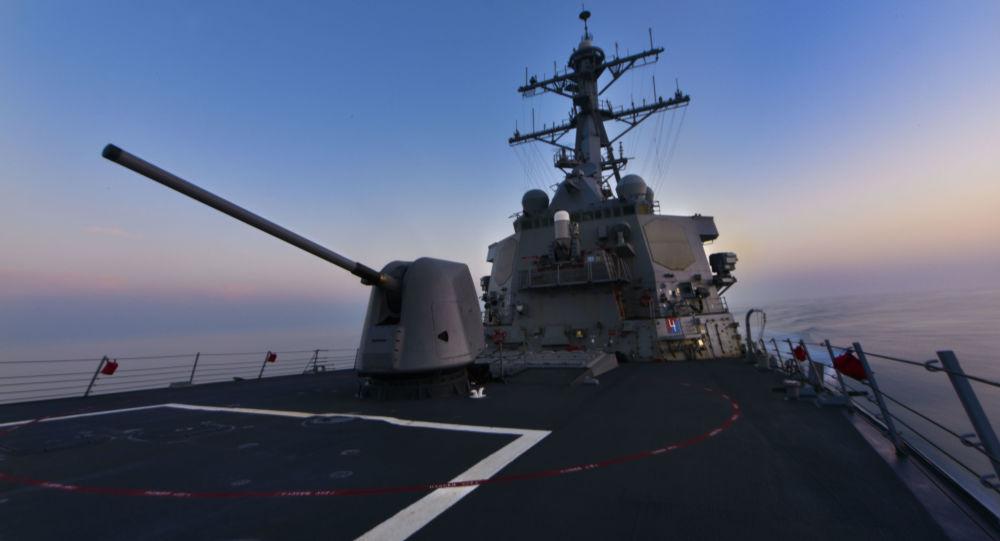 美国海军将接装价值40多亿美元的世界最大驱逐舰