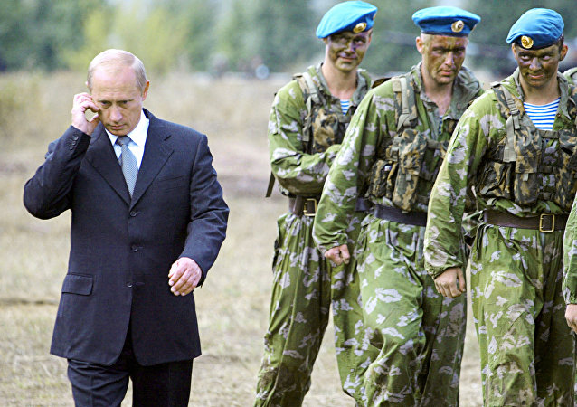 民调:俄公民对普京和军队的信任度上升