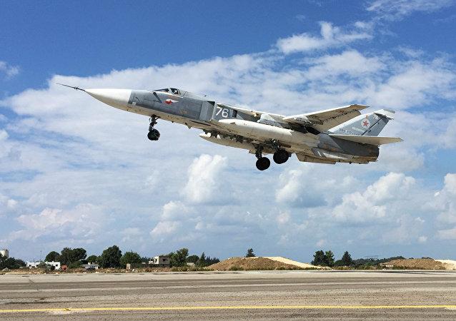绍伊古:俄驻叙空军基地用于远离俄罗斯反恐