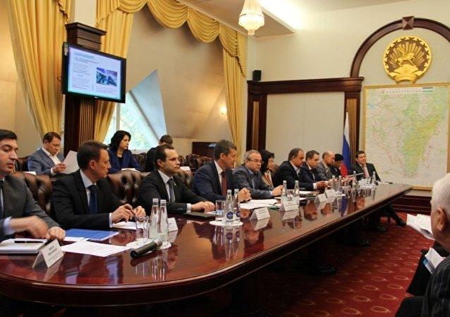 俄中中小企业会议