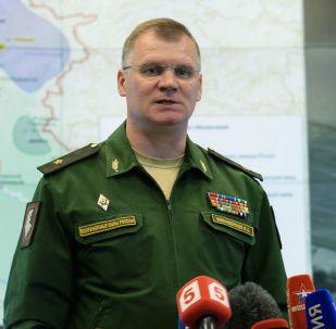 俄國防部駁斥美記者有關美國解放敘利亞領土的言論