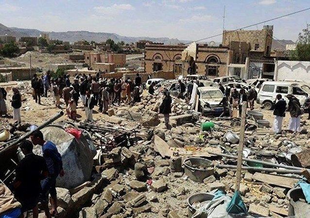 联合国安理会17日应俄倡议将讨论也门局势问题