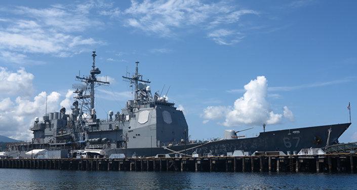中國外交部:美國不斷加大在南海軍力部署才是真正的「軍事化」