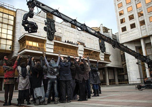 俄中印将联合拍摄一部电影