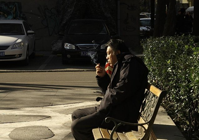 三分之一的中国年轻人或将死于吸烟