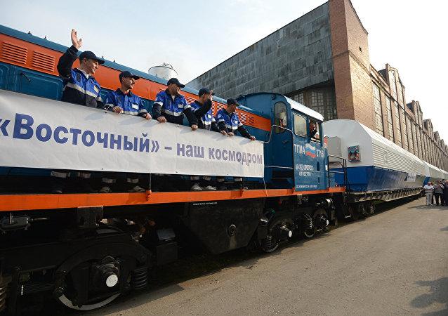 俄航天署:东方航天发射场发射系统拟于3月25日完成测试