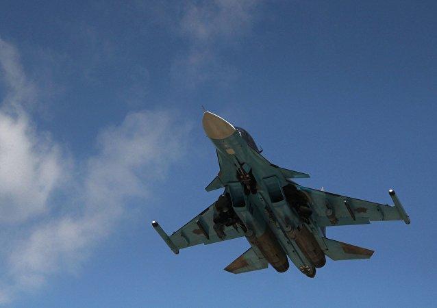媒体:俄制歼击机将在阿尔及利亚的反恐行动中登场