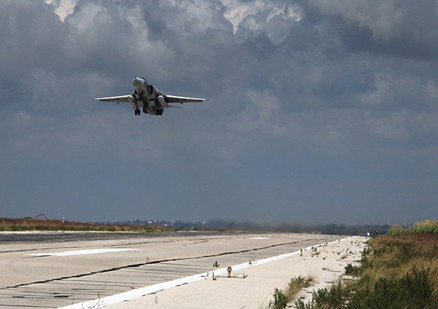 俄国防部向美国发出叙利亚行动共同文件草案