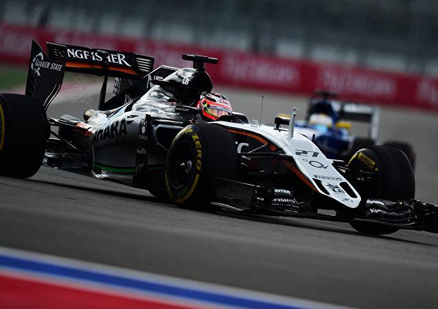 F1俄罗斯站大奖赛罗斯伯格夺冠 科维亚特获15名
