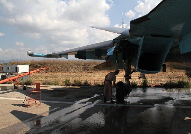Hmeymim」空軍基地