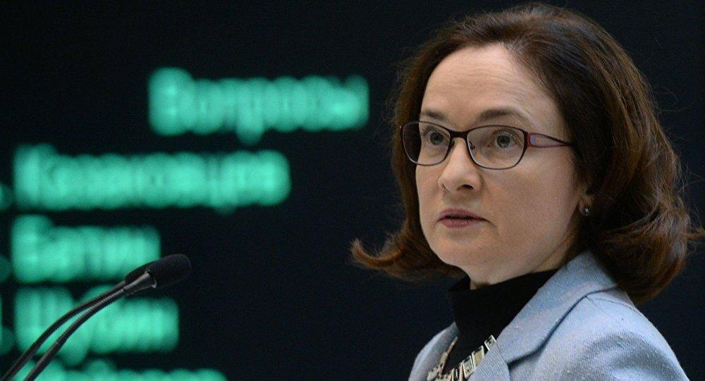 俄央行行长纳比乌琳娜