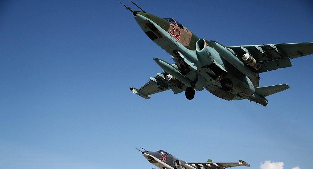 俄罗斯将在年底前扩大军用飞机出口量