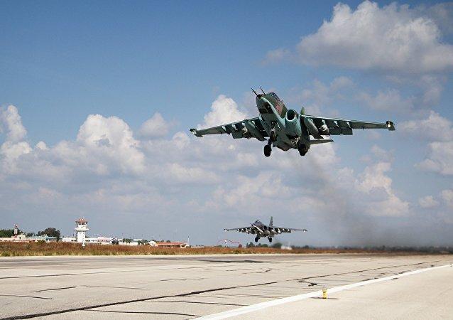 俄国防部:俄空天军在叙4天执行战斗飞行87架次