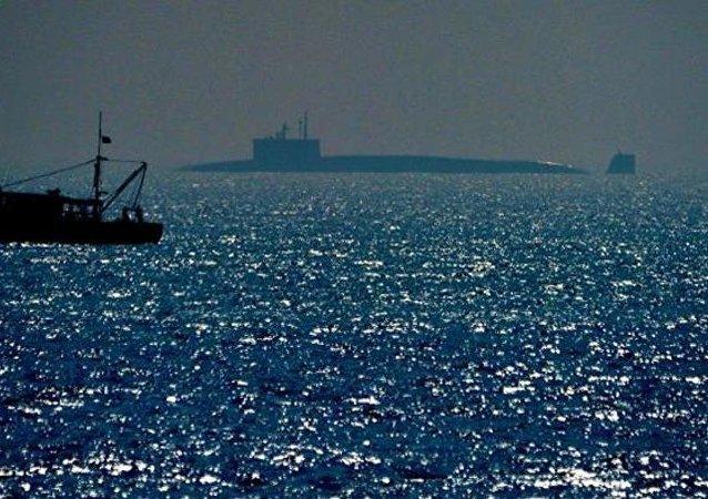 印度将接装国产核潜艇