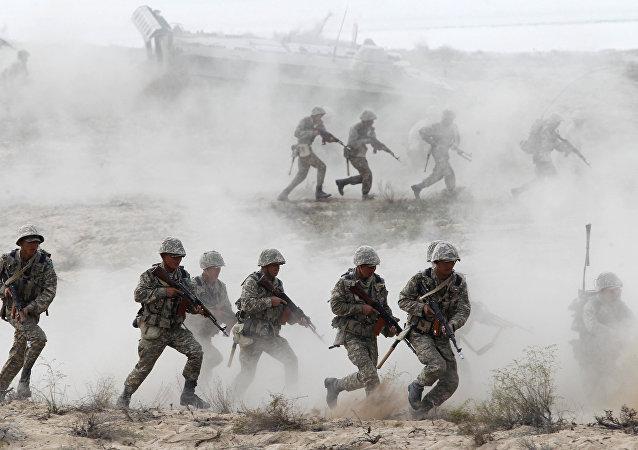 中国将向哈萨克斯坦提供无偿军事技术援助