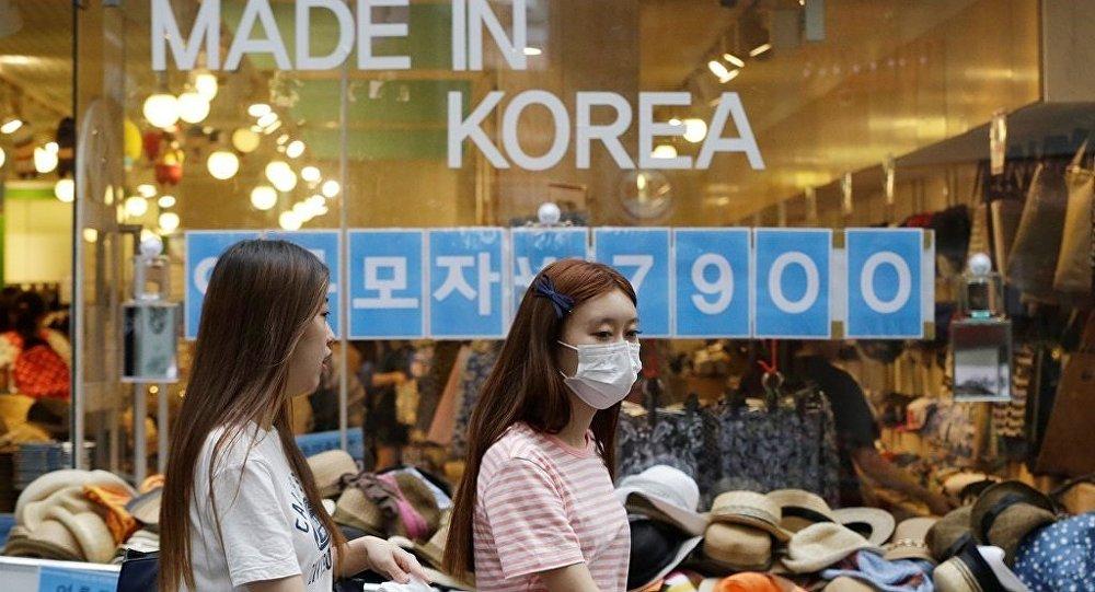韩国重现MERS感染者