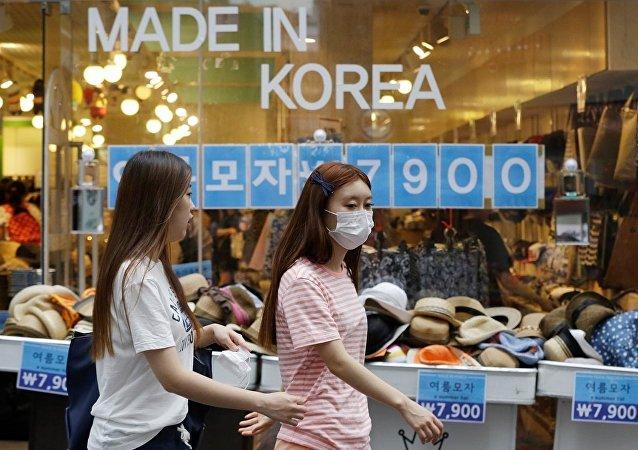 韩国当局确认该国MERS疫情结束