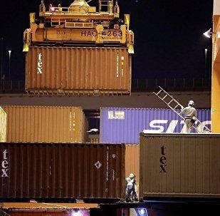 2017年上半年中国成为俄罗斯产品第一大进口国