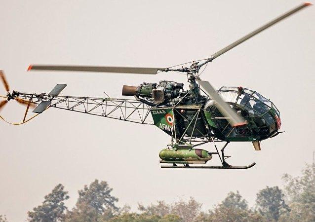 印度将宣布招标项目为空军联合制造轻型直升机