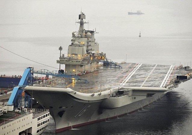 中国外交部:中方无向叙派遣辽宁舰的计划