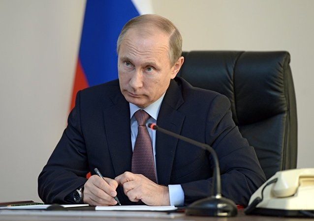 俄总统普京下令在2017年举行俄罗斯生态年