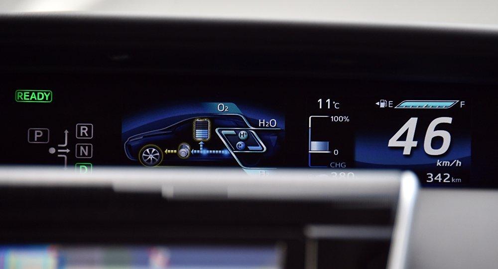 日本丰田计划到2020年每年售出3万辆超级环保型汽车