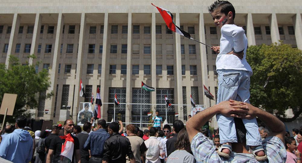 联合国叙利亚问题特使顾问: 叙利亚人应自己决定国家未来的制度