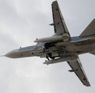 苏-24战斗轰炸机