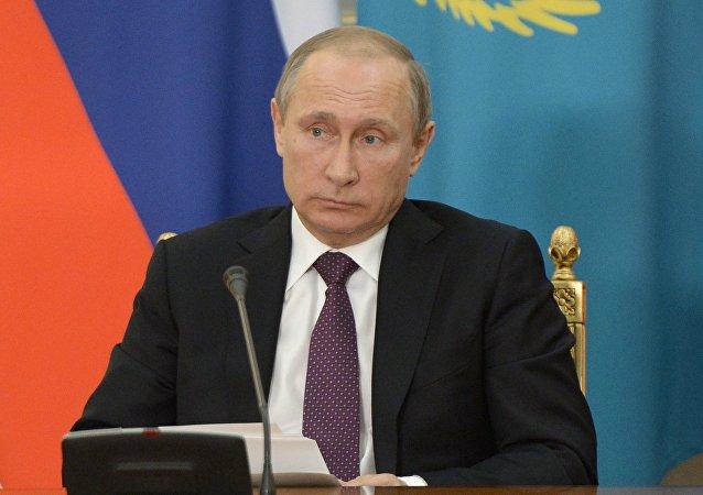 普京将出席独联体国家首脑峰会及欧亚经济委员会最高理事会会议