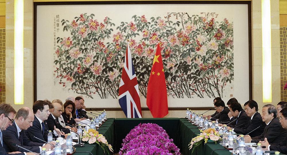 中英关系_中国专家:中英关系升温受益于两国新互补性的出现 - 俄罗斯 ...