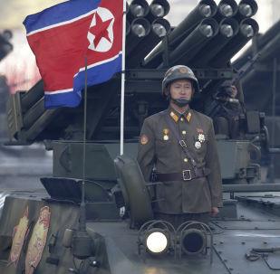 朝媒:朝军方威胁摧毁首尔和美军关岛基地