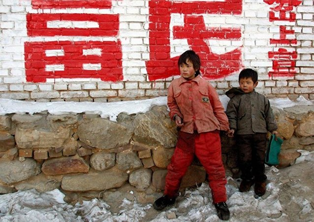 中国准备在2020年前根除贫困