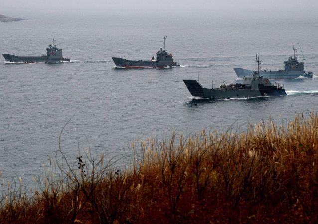 俄海军总司令:俄两舰队将在远海区举行大型演习