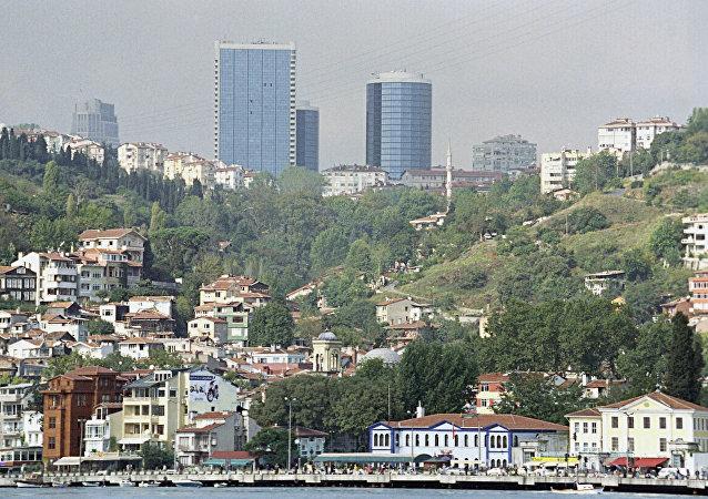 伊斯坦布尔一处伊斯兰国儿童训练基地被清除