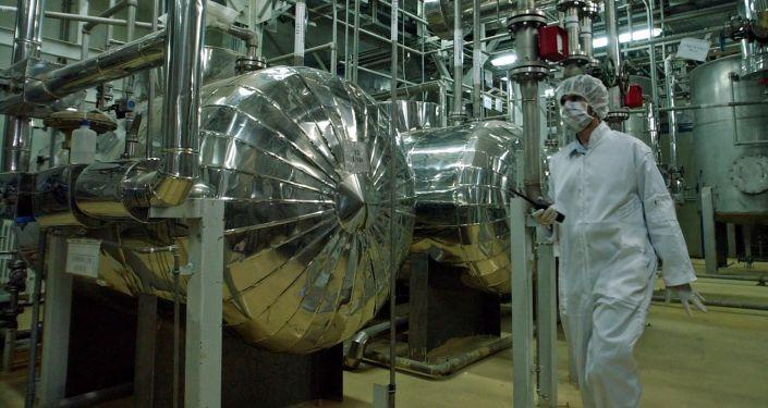 伊朗威胁若西方违反核协议 将建造浓缩铀厂