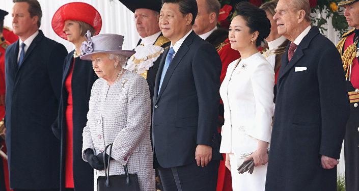 中国学者:中英合作将间接提升英国的世界地位