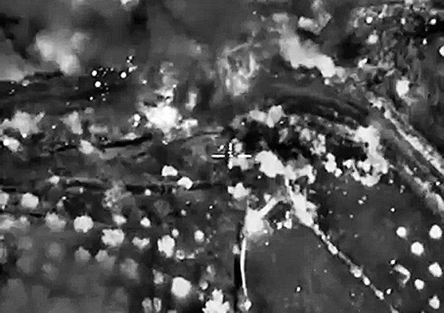 俄国防部:有关俄战机在叙轰炸民事设施的报道是谎言