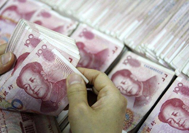 中国国家统计局:上半年中国居民人均可支配收入同期增长8.8%