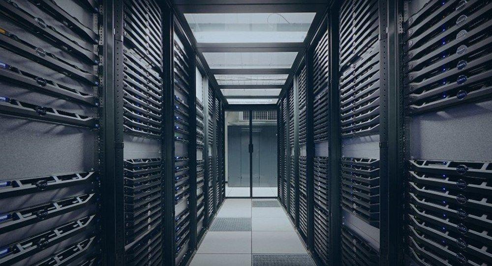 中央服务器