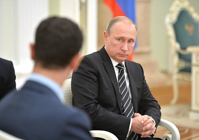 """伊朗专家:叙总统作长远打算 """"押注""""莫斯科"""