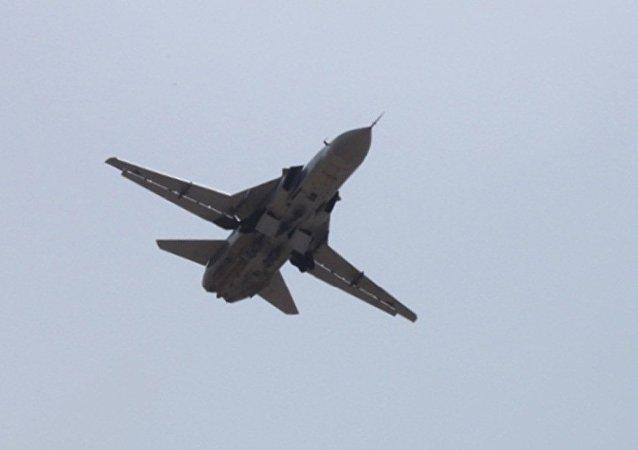 俄空天部队