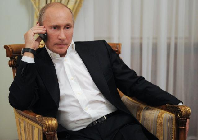 专家:普京工作获认可程度创新高与俄在叙利亚成功行动有关