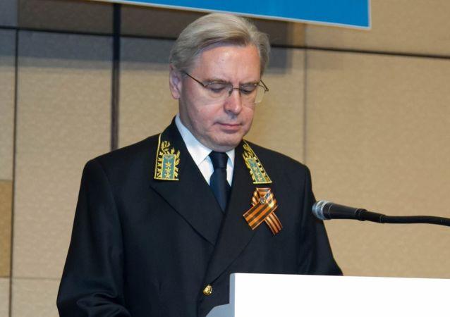 俄罗斯驻韩国大使亚历山大•季莫宁