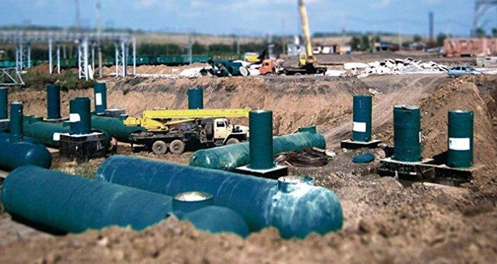 俄中企业投资上亿美元 保障俄居民饮水需求