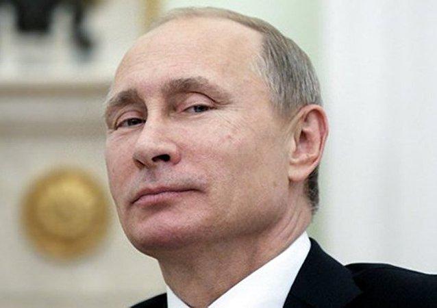全俄社会舆论研究中心:普京支持率刷新纪录达到89.9%