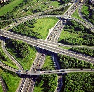 """俄国家公路公司将与中国建交就""""欧洲-中国西部""""走廊项目进行合作"""